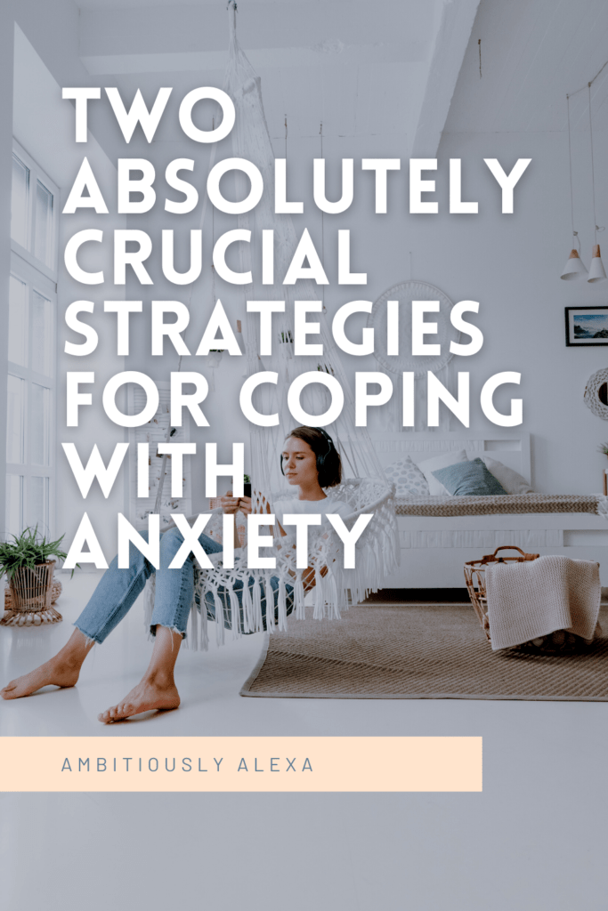coping skills for anxiety pdf