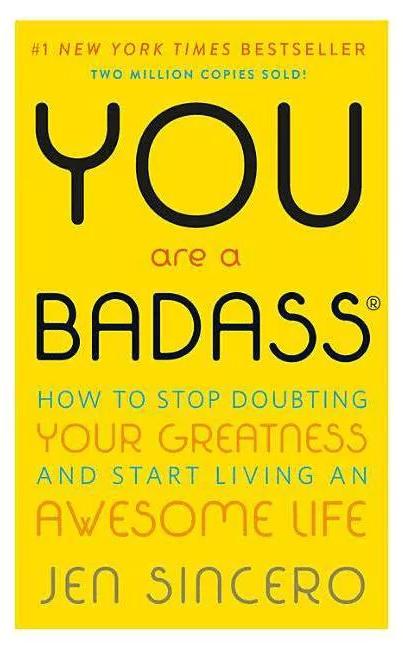 overcome self doubt books